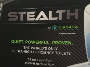 Stealth Toilets