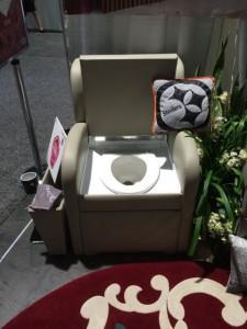 Toilet Recliner