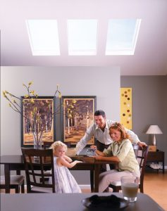 Brighten your room with Wasco Skylights